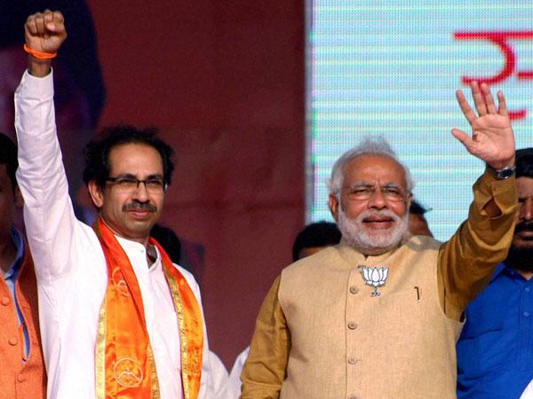 BJP-Sena alliance crumbles in Maha