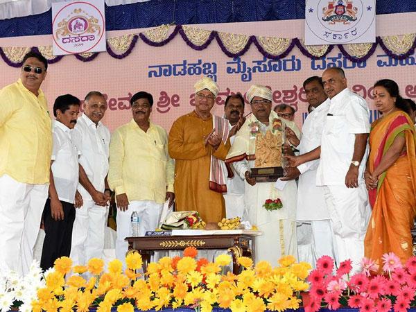Dasara celebrations begin in Mysore