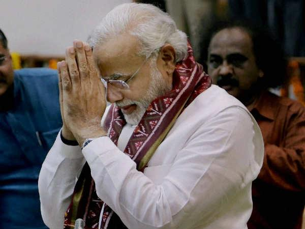 Modi greets nation on Navratri