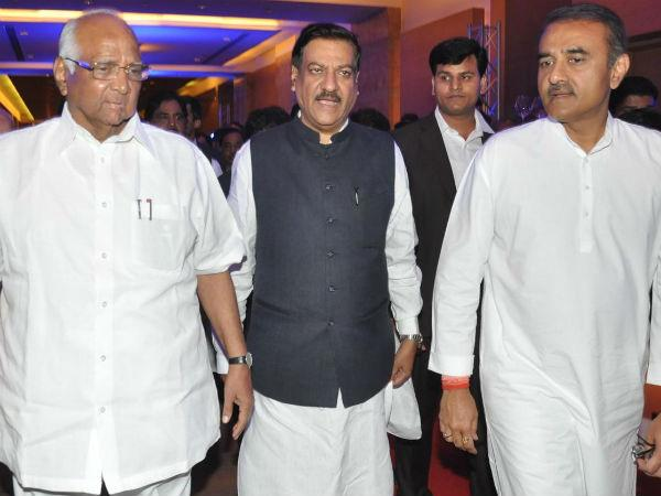 Maha polls: Cong-NCP standoff continues
