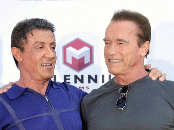 After Terminator, Rambo in India