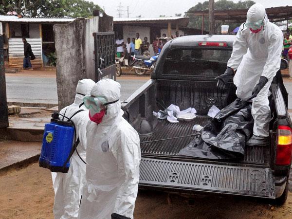 Second Spanish Ebola patient dead