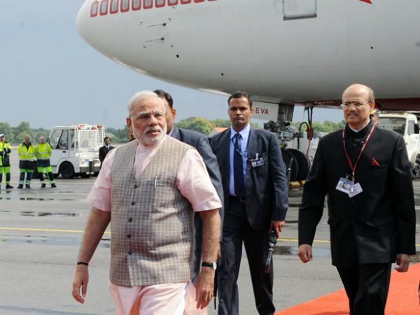 Anti-Modi groups working day-night to dampen PM's landmark visit