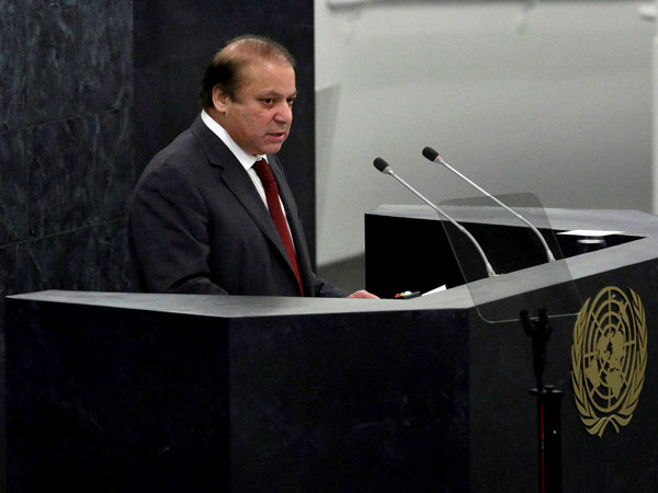 Pakistan parties united for upholding democracy: Sharif
