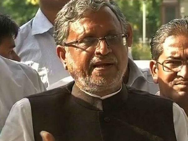 Bihar BJP leader Sushil Modi