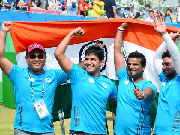 Asiad: Indian archers win gold