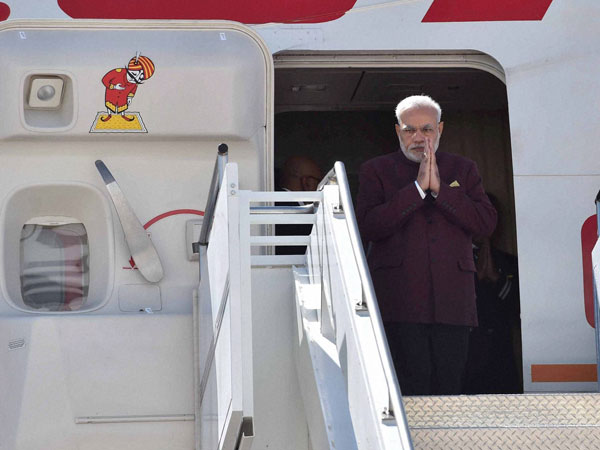 Modi's visit to USA, an itinerary