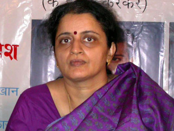 26/11 martyr's wife Kavita Karkare