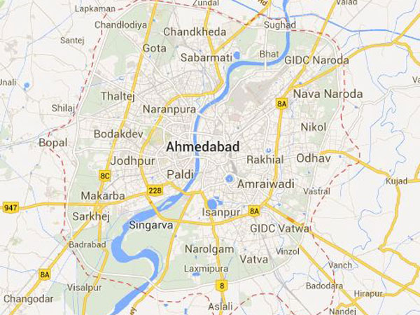 Ahmedabad:Suspended IAS officer arrested