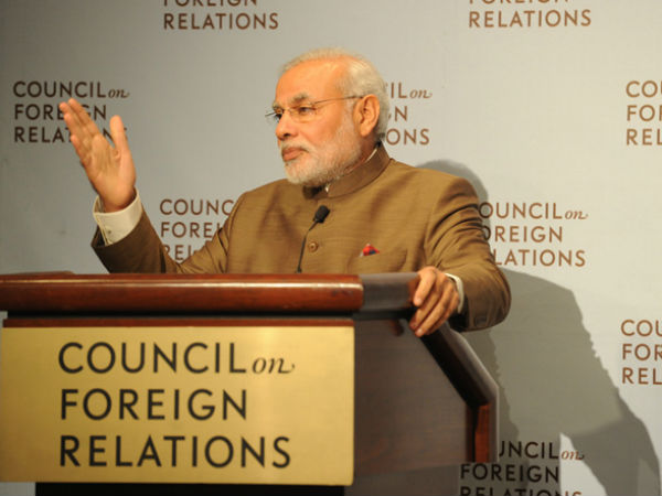 Modi has clearly stated that US must address India's concerns and both will have to travel to middle grounds to resolve all stumbling blocks in their relationship.