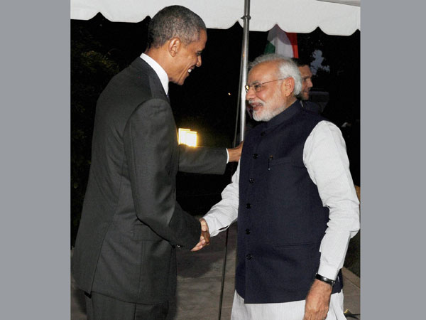 What is Modi's personal gift for Obama?