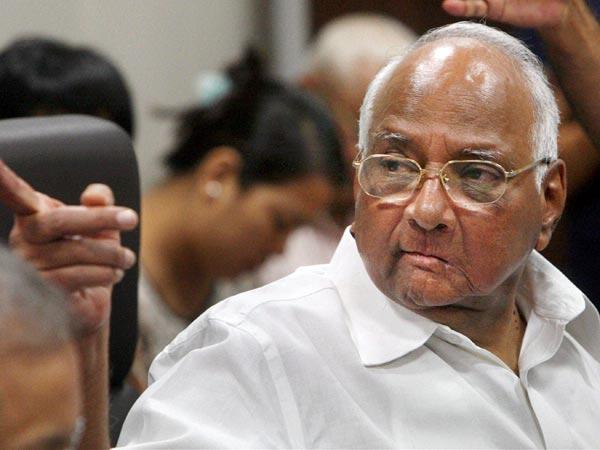 Sharad Pawar hits out at Rahul Gandhi