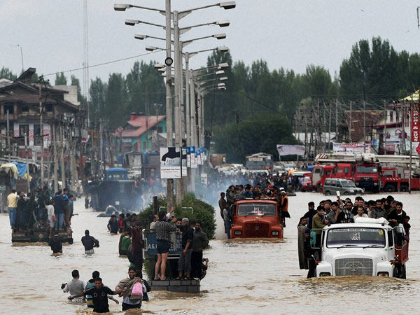 J&K: CM donate salaries for relief