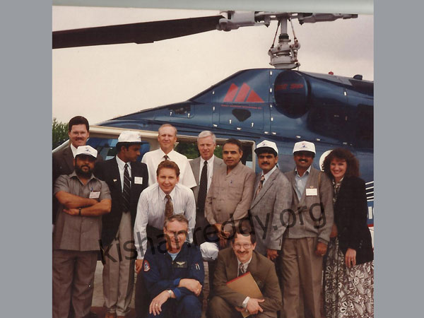 Pics: Modi's visit to US in early 90s