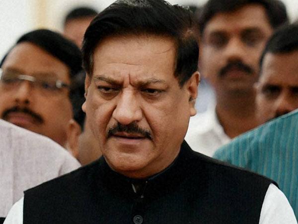 Former Maha CM Prithviraj Chavan