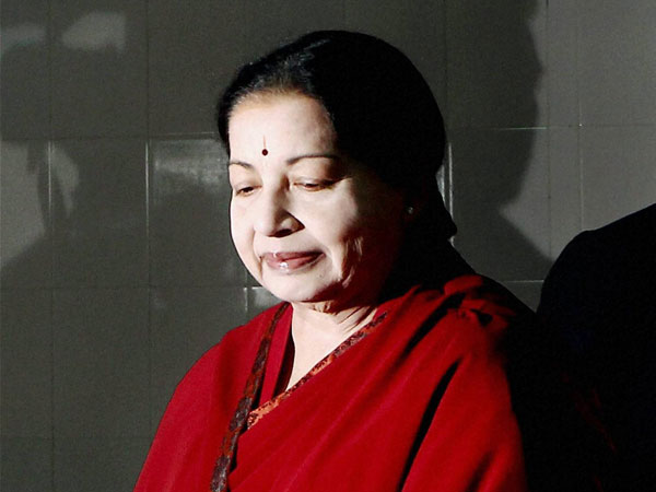 Jaya spends time eating simple food, reading newspapers