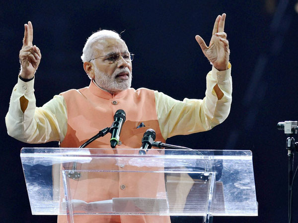 Cong terms Modi's US visit disappointing