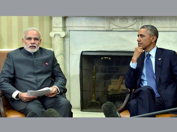 Is Prez Obama upset with Modi's India