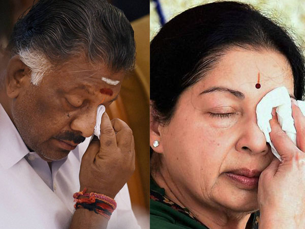 Jailed Jaya refuses to meet new TN CM