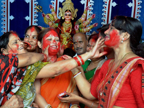 Durga Puja a big affair in Cuttack