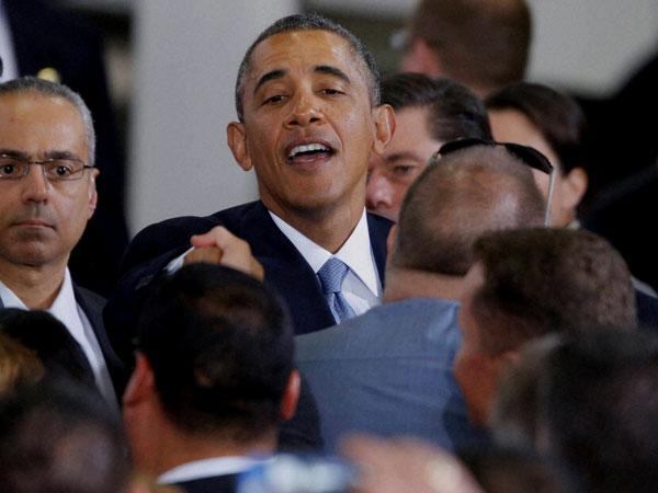 Obama expresses interest in yoga