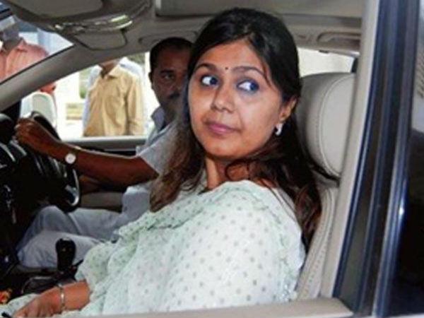 BJP leader Pankaja Munje