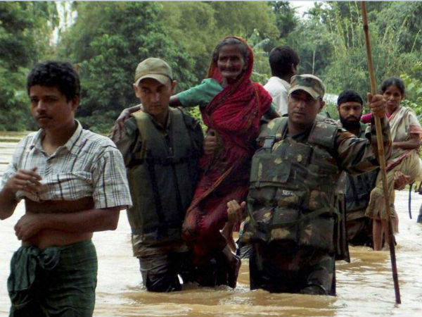 Assam floods: Water level recedes, leaves vast trail of destruction