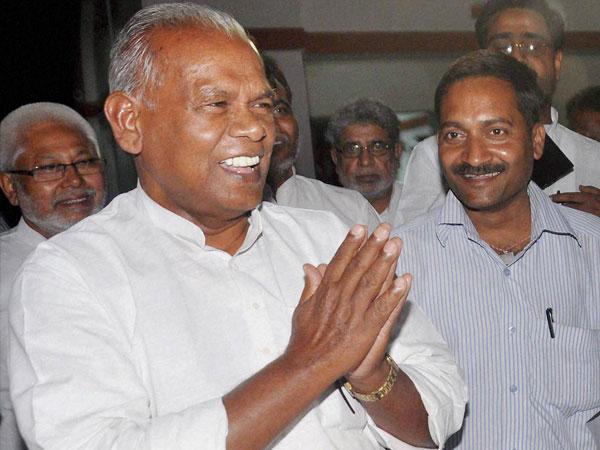 Bihar CM Manjhi