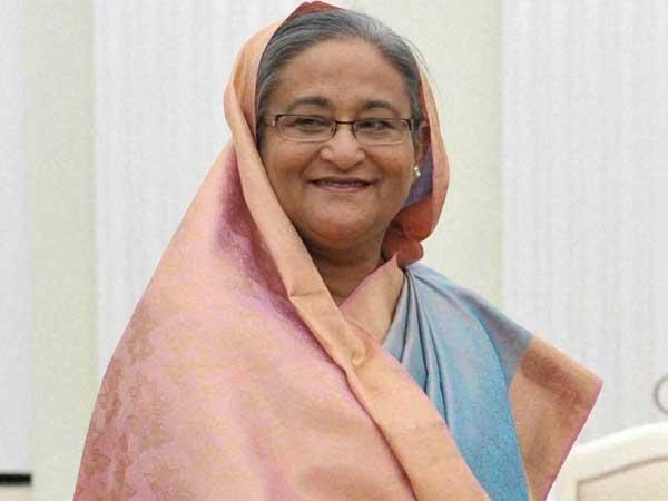 Hasina not afraid of conspiracies
