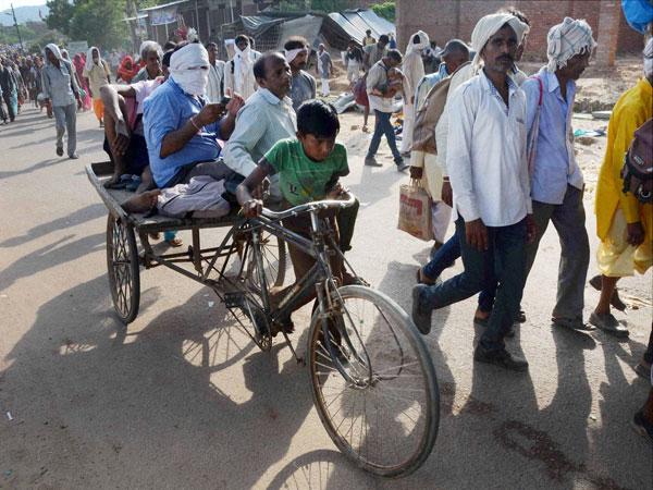 Patna stampede:Govt refuses BJP's demand