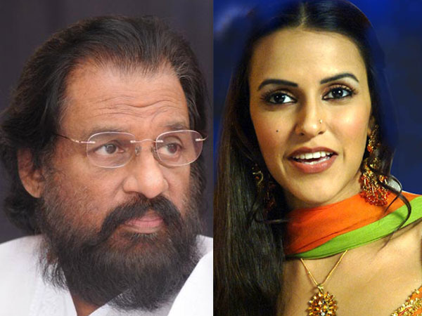 Jeans comment: Neha Dhupia slams Yesudas