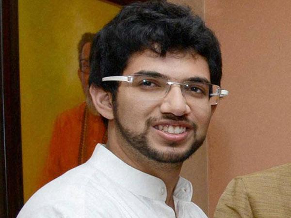 Yuva Sena president Aditya  Thackeray