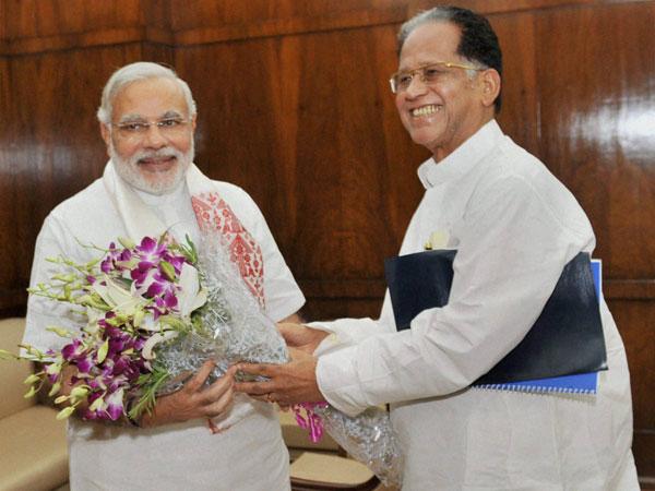 PM Modi appreciates Gogoi's efforts