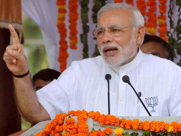 Shiv Sena hits out at Narendra Modi