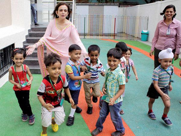Dhirubhai Ambani International School gets top ranking ...