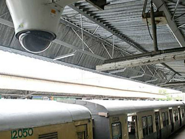 CCTV camera to be installed soon on railway station.