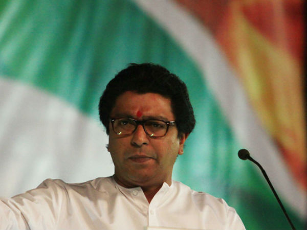 MNS President Raj Thackeray.