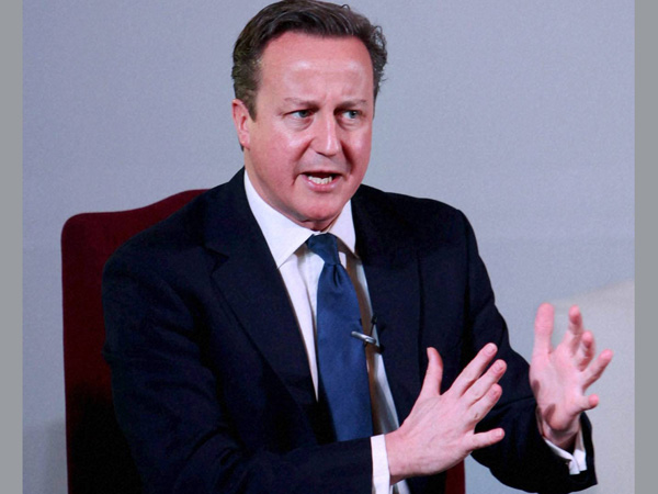 Cameron seeks former detainee's help