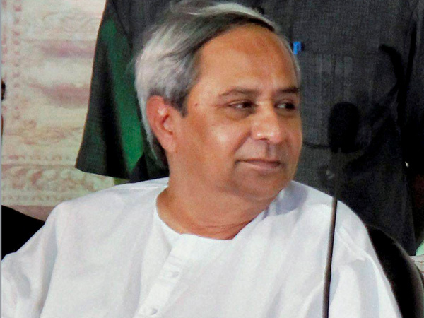 Patnaik says Odisha prepared for cyclone