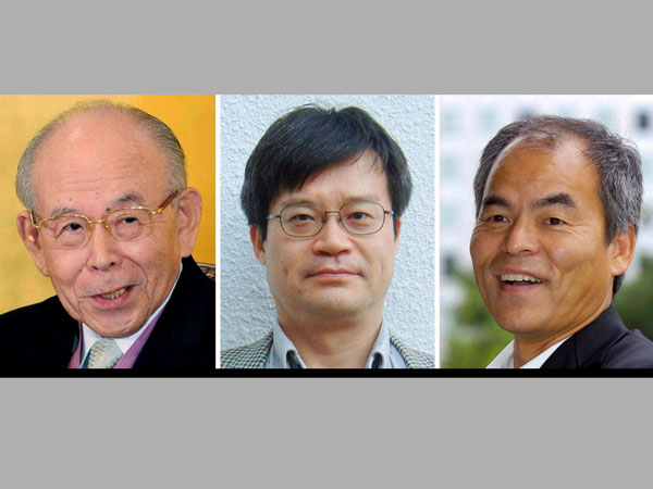 3 scientists get Nobel Prize in Physics