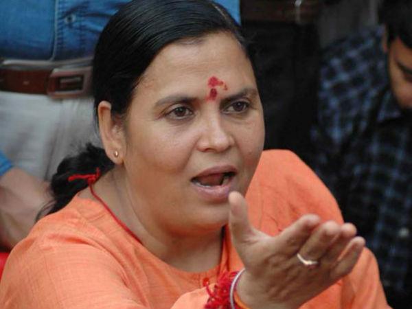 Uma Bharti wants to shut electric crematoriums
