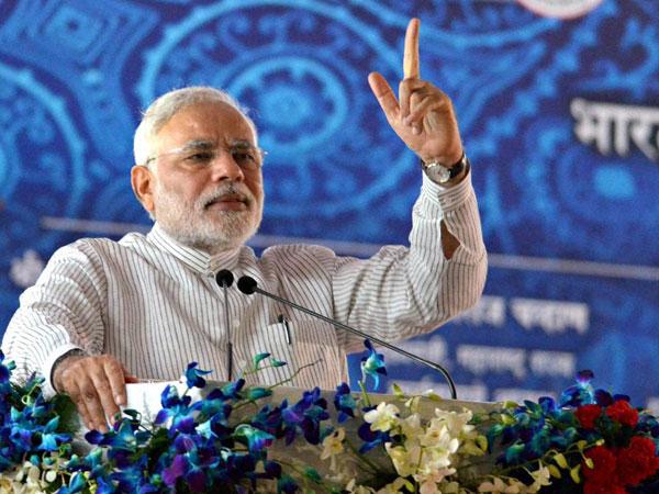 Modi lays emphasis on employment