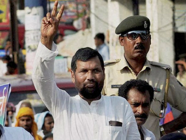 JD(U)-RJD alliance won't last till Bihar assembly poll: Paswan