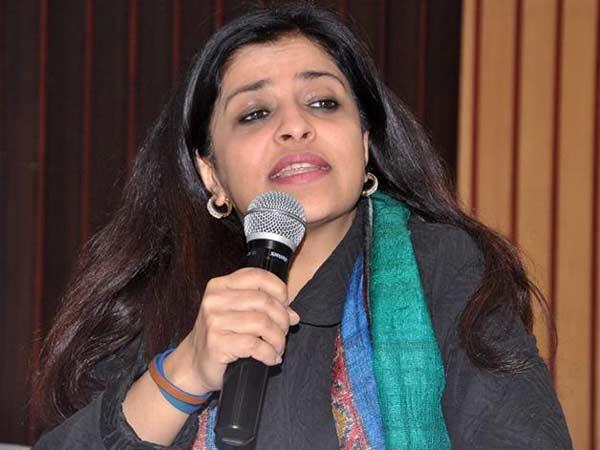 Shazia Ilmi joins BJP's Swachh Bharat