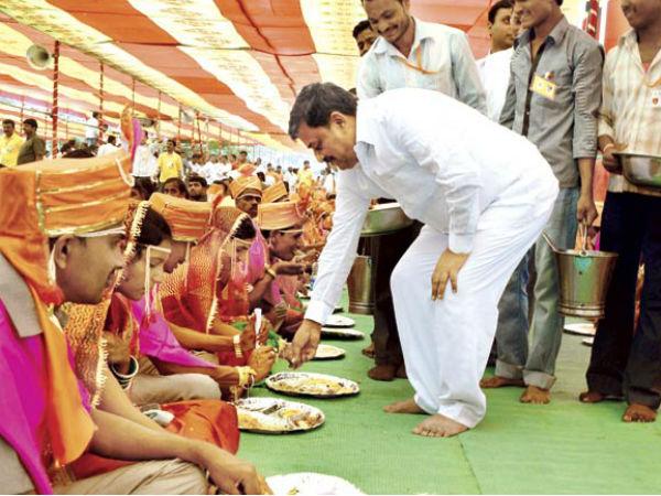 BJP candidate Subhash deshmukh