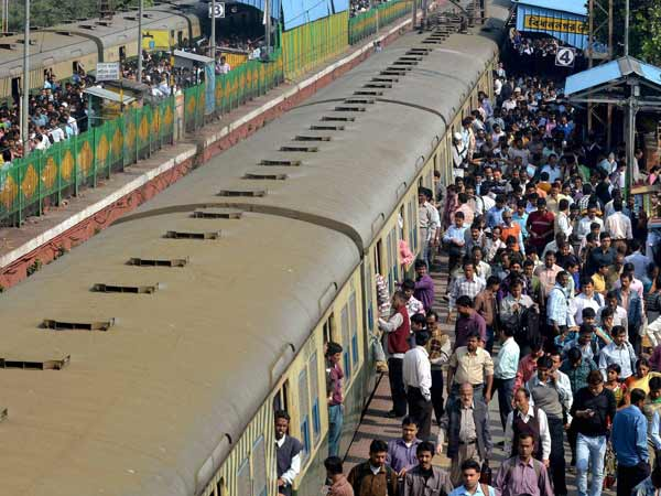 Unions protest against Railways' plan to outsource ticket selling to private parties