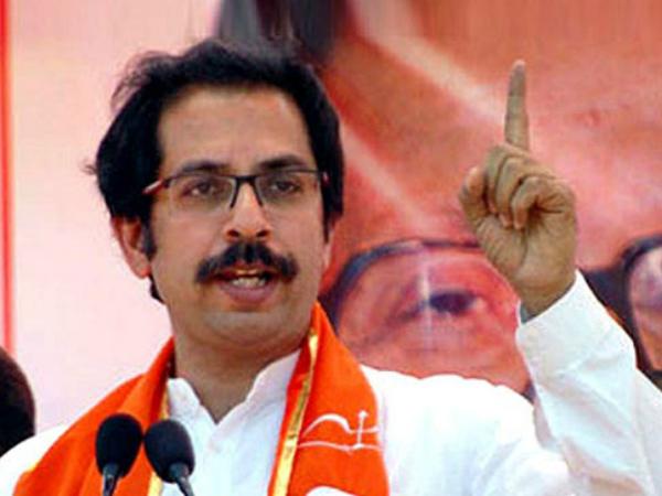 Uddhav targetting Modi for poll gains