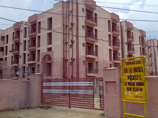 DDA anounce houssing for senor citizen.