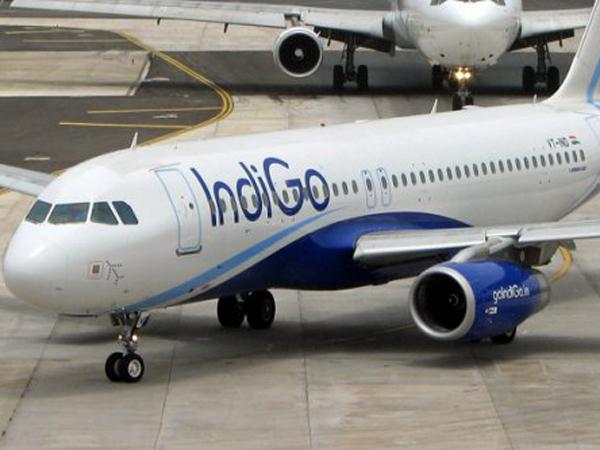 Book IndiGo flight ticket at Rs 1,589