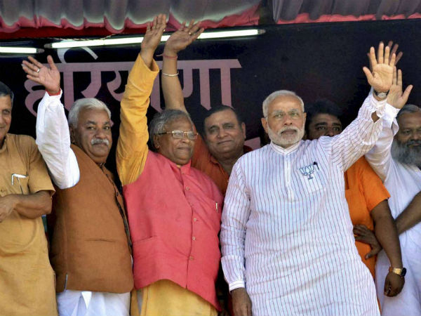 BJP's real test is in Haryana polls